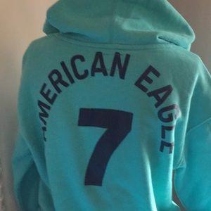 NWT AE hoodie size L